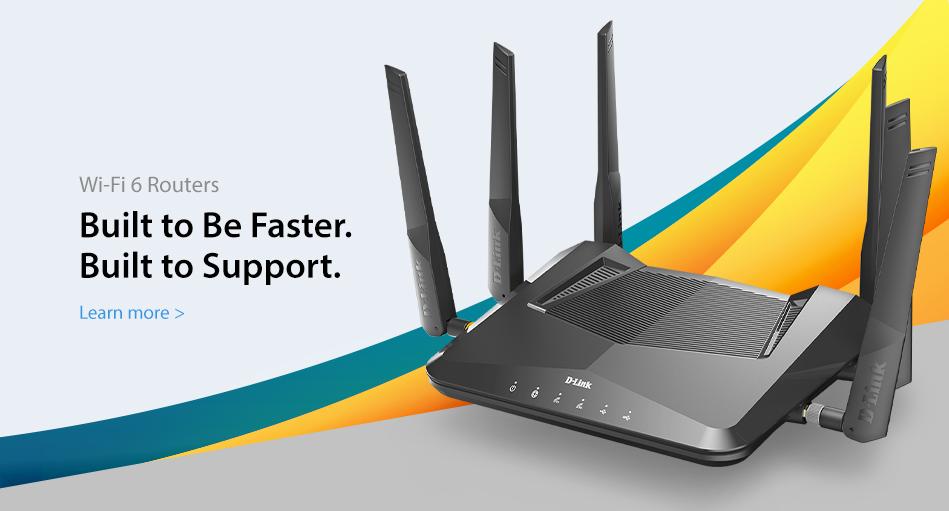 Wi-Fi 6 banner