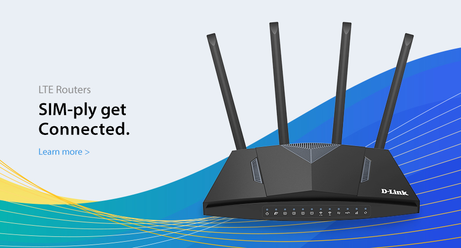 LTE routers banner