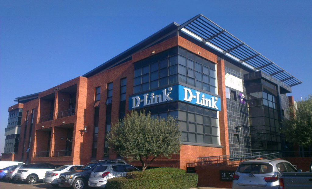 D-Link office